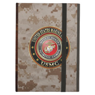 USMC Emblem [Special Edition] [3D] Cover For iPad Air