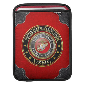 USMC Emblem [Special Edition] [3D] iPad Sleeve