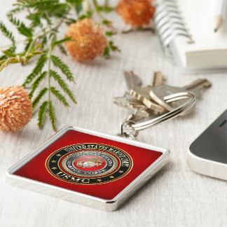 USMC Emblem [Special Edition] [3D] Keychains