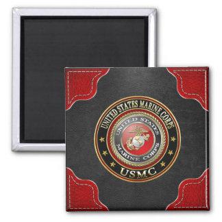 USMC Emblem Special Edition 3D Refrigerator Magnet