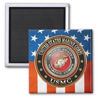 USMC Emblem Special Edition 3D Magnet