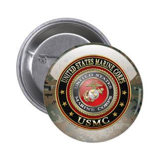 USMC Emblem Special Edition 3D Pin