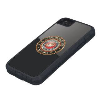 USMC Emblem [Special Edition] [3D] Tough Xtreme iPhone 5 Case