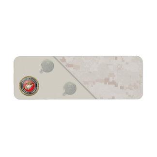 USMC Emblem & Uniform [3D]