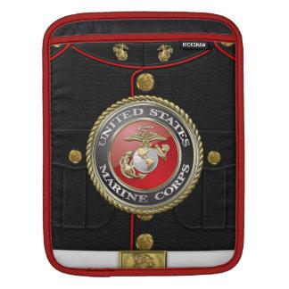 USMC Emblem & Uniform [3D] Sleeve For iPads