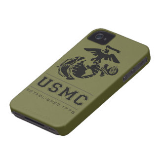 USMC Established 1775 iPhone 4 Cover
