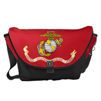 USMC Flag Commuter Bags