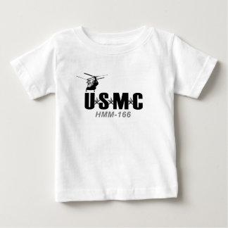 USMC HMM-166 baby tee