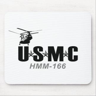 USMC HMM-166 mousepad