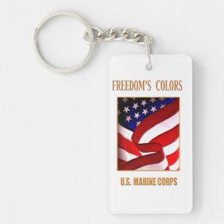 USMC Key Chain