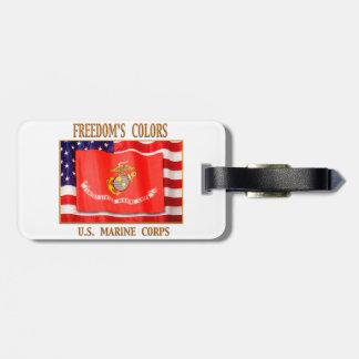 USMC Luggage Tag