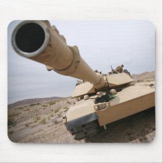 USMC M1 Abrams Mouse Pad
