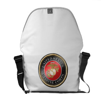 USMC Mini Zero Messenger Bag