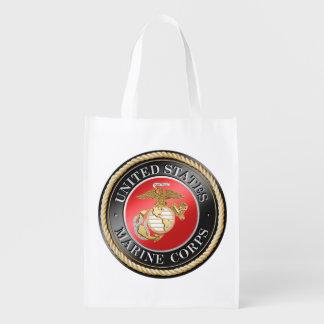 USMC Reusable Grocery Bag