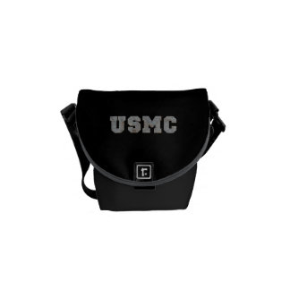 USMC [rusty text] Commuter Bags
