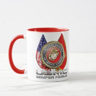 USMC Semper Fi [3D] Mug