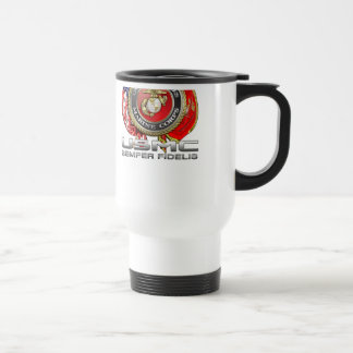 USMC Semper Fi [3D] Travel Mug