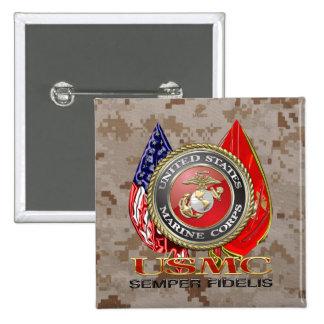 USMC Semper Fi [Special Edition] [3D] Buttons