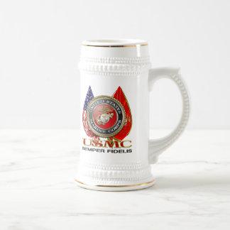 USMC Semper Fi [Special Edition] [3D] Beer Stein
