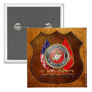 USMC Semper Fi Special Edition 3D Pin