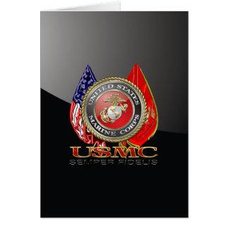 USMC Semper Fi [Special Edition] [3D] Card