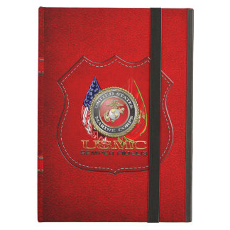 USMC Semper Fi [Special Edition] [3D] Case For iPad Air