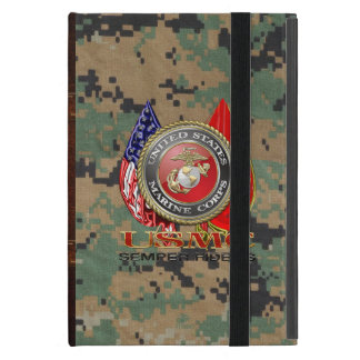 USMC Semper Fi [Special Edition] [3D] Case For iPad Mini