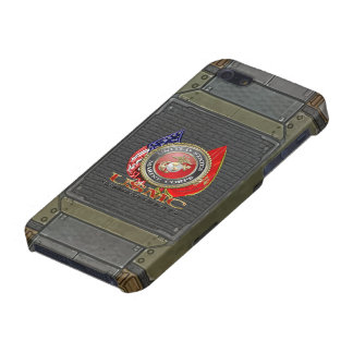 USMC Semper Fi [Special Edition] [3D] Case For iPhone 5/5S