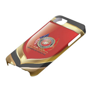 USMC Semper Fi [Special Edition] [3D] Case For The iPhone 5