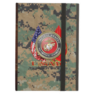 USMC Semper Fi [Special Edition] [3D] iPad Air Cover