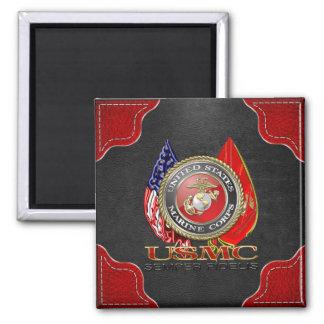 USMC Semper Fi Special Edition 3D Refrigerator Magnet
