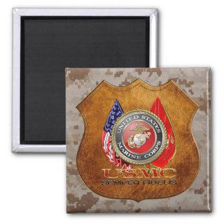 USMC Semper Fi Special Edition 3D Magnets