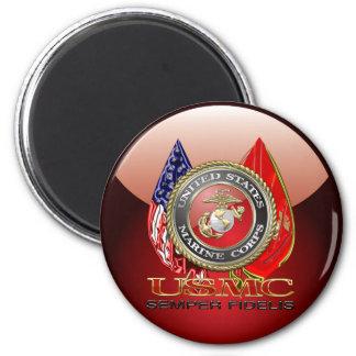 USMC Semper Fi Special Edition 3D Fridge Magnets