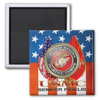 USMC Semper Fi [Special Edition] [3D] Magnet