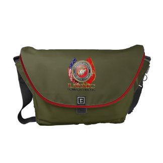 USMC Semper Fi Special Edition 3D Courier Bags