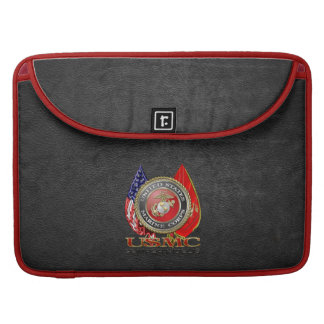 USMC Semper Fi [Special Edition] [3D] Sleeve For MacBook Pro