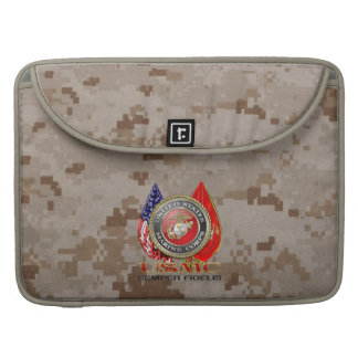 USMC Semper Fi [Special Edition] [3D] Sleeves For MacBook Pro