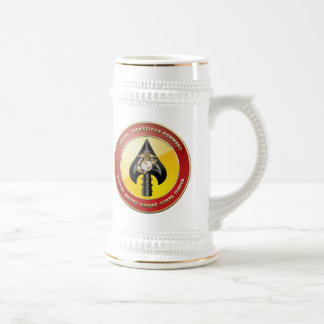 USMC Special Operations Command (MARSOC) [3D] Beer Stein