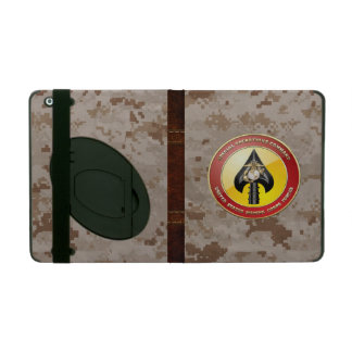 USMC Special Operations Command (MARSOC) [3D] Cover For iPad
