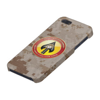 USMC Special Operations Command (MARSOC) [3D] iPhone 5/5S Cover