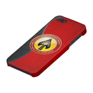 USMC Special Operations Command (MARSOC) [3D] iPhone 5 Cover