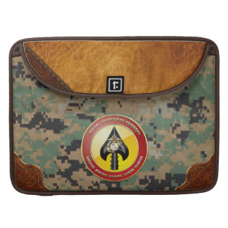 USMC Special Operations Command (MARSOC) [3D] Sleeve For MacBook Pro