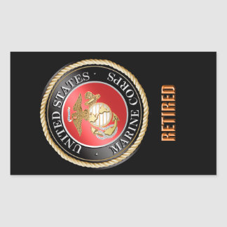 USMC Stickers
