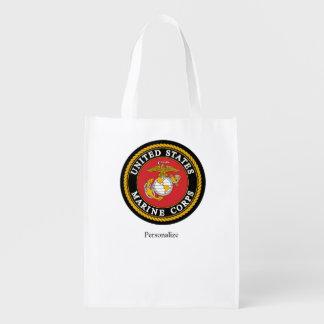 USMC Swag and Shopping Bag