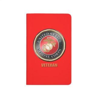 USMC Veteran Pocket Journal