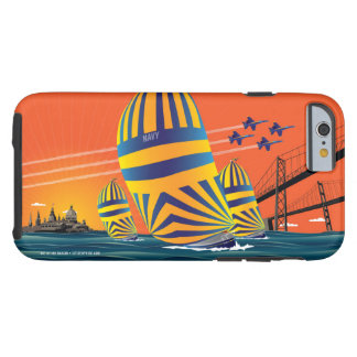 USNA Sunset Sail Tough iPhone 6 Case