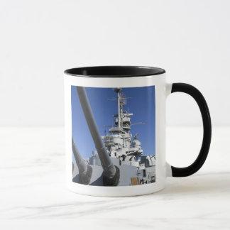 USS Alabama Battleship at Battleship Memorial Mug