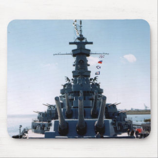 USS Alabama Mouse Mat