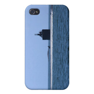 USS Annapolis at Sea iPhone 4/4S Covers