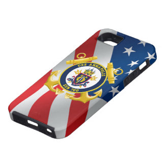 USS Annapolis SSN 760 iPhone 5 Case